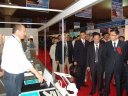 Participation in the international exhibitions