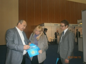 DSI and IPKON meet to discuss opportunities in Kazakhstan and beyond